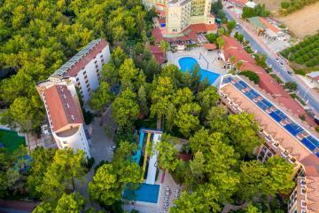 Отель Armas Kaplan Paradise Турция, Текирова, фото 1