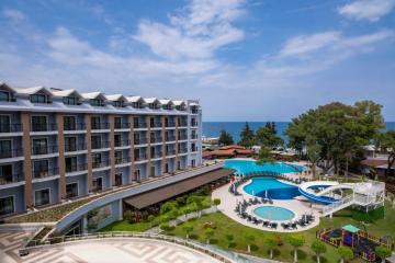 Отель Palmet Beach Resort Турция, Кемер, фото 1