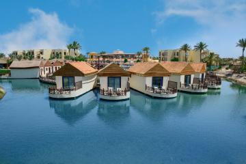 Отель Panorama Bungalow Resort El Gouna Египет, Эль Гуна, фото 1