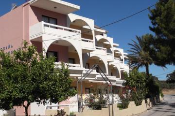 Отель Panorama Studios Apartments Греция, о Родос, фото 1