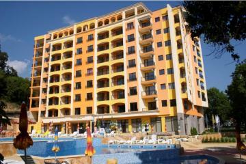 Отель Paradise Green Park Hotel & Apartments Болгария, Золотые пески, фото 1