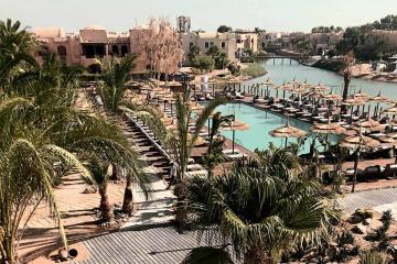 Отель Cook's Club El Gouna Египет, Эль Гуна, фото 1