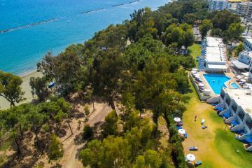 Отель Park Beach Hotel Кипр, Лимассол, фото 1