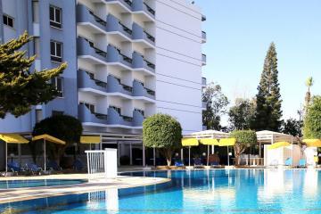 Отель Papouis Protaras Hotel Кипр, Протарас, фото 1