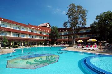 Отель Pattaya Garden Тайланд, Наклуа, фото 1