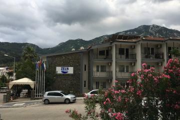 Отель Zeus Turunc Турция, Мармарис, фото 1