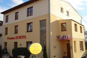 Отель Europa Pension Чехия, Прага, фото 1