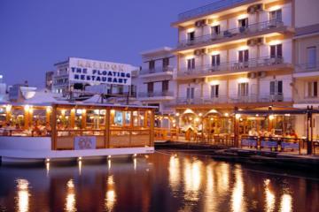 Отель Aristea Греция, о. Крит-Лассити, фото 1