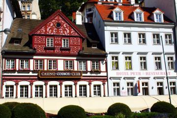 Отель Petr Чехия, Карловы Вары, фото 1