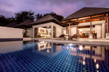 Отель Phuket Pavilions Тайланд, пляж Банг Тао, фото 1