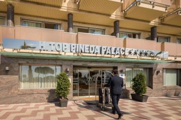 Отель H-TOP Pineda Palace Испания, Коста дель Маресме, фото 1