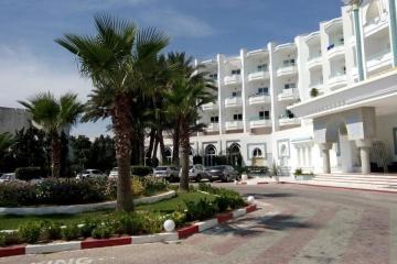 Отель Palmyra Holiday Resort & Spa Тунис, Монастир, фото 1