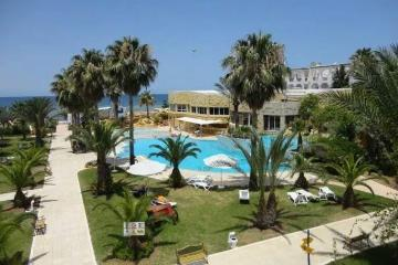 Отель Palmyra Golden Beach Тунис, Монастир, фото 1