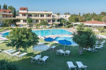 Отель Princess Flora Греция, о Родос, фото 1