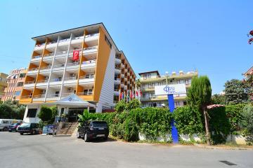 Отель Arsi Hotel Турция, Обагель, фото 1