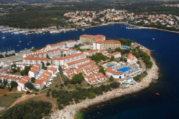 Отель Park Plaza Verudela Хорватия, Пула, фото 1