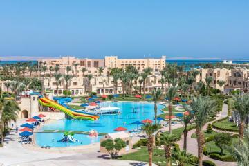 Отель Royal Lagoons Resort & Aquapark Египет, Хургада, фото 1