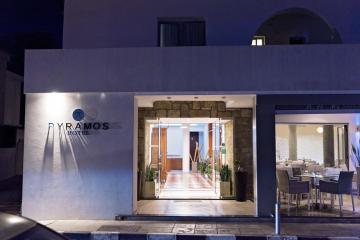 Отель Pyramos Кипр, Пафос, фото 1