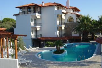 Отель Pyrgos Hotel Греция, Афон, фото 1