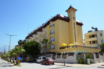 Отель Artemis Princess Турция, Обагель, фото 1
