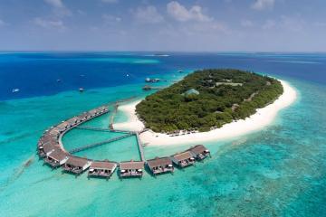 Отель Reethi Beach Resort Мальдивы, Баа Атолл, фото 1