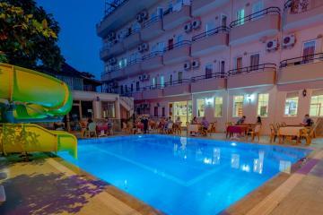 Отель Asia Hotel Турция, Бельдиби, фото 1