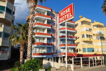 Отель Alanya Rose Hotel Турция, Махмутлар, фото 1