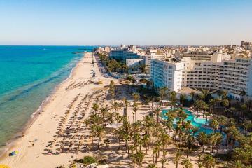 Отель Riadh Palms Тунис, Сусс, фото 1
