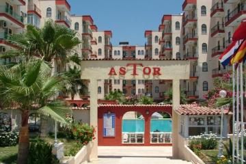 Отель Astor Beach Hotel Турция, Каргыджак, фото 1