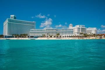 Отель Hotel Riu Cancun Мексика, Канкун, фото 1
