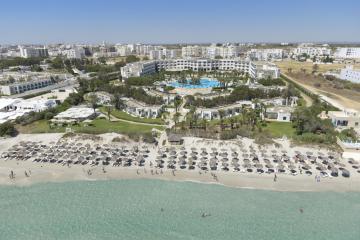 Отель One Resort El Mansour Aquapark Тунис, Махдия, фото 1