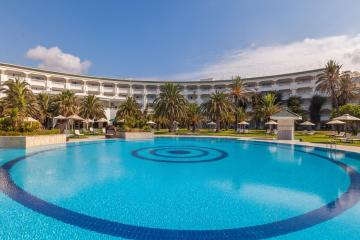 Отель Sensimar Oceania Resort & Spa Тунис, Хаммамет, фото 1