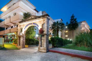Отель Achousa Греция, о Родос, фото 1