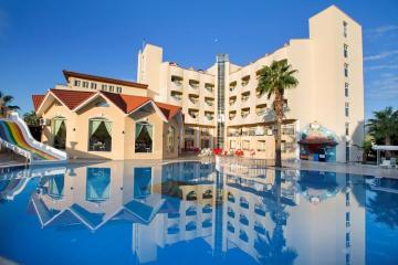 Отель Larissa Inn Турция, Чамьюва, фото 1