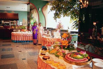 Отель Royal Benja Тайланд, Бангкок, фото 1