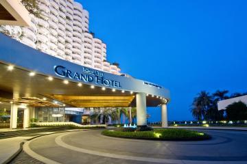 Отель Royal Cliff Grand Hotel Тайланд, Паттайя Юг, фото 1