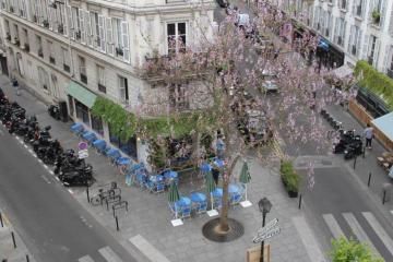 Отель Royal Mansart Франция, Париж, фото 1