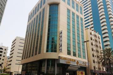 Отель Nejoum Al Emirate ОАЭ, Шарджа, фото 1