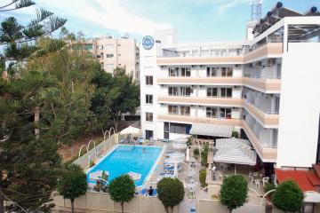Отель San Remo Hotel Кипр, Ларнака, фото 1