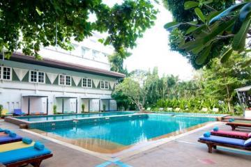 Отель Sandalay Resort Pattaya Тайланд, Паттайя Бич Роад, фото 1