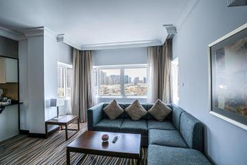 Отель Holiday Inn Abu Dhabi Downtown ОАЭ, Абу Даби, фото 1