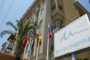 Отель Santa Marina Турция, Коньяалты, фото 1