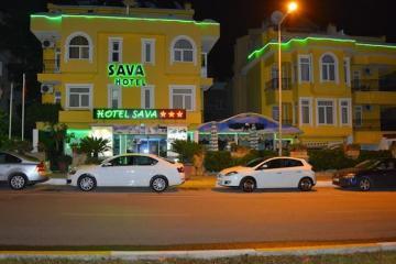 Отель Sava Hotel Турция, Конаклы, фото 1