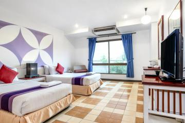 Отель Sawasdee Sea View Тайланд, Паттайя Центр, фото 1