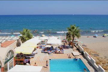Отель Sea Front Греция, о. Крит-Ретимно, фото 1