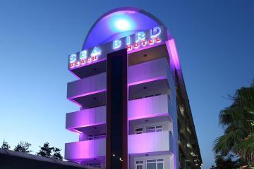Отель Club Sun Heaven Sea Bird Beach Hotel Турция, Конаклы, фото 1