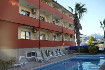 Отель Afflon Sefikbey Hotel Турция, Кемер, фото 1