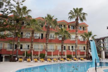 Отель Semoris Турция, Сиде, фото 1