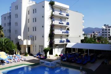 Отель Serin Турция, Мармарис, фото 1