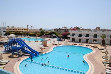 Отель Sharm Cliff Resort Египет, Шарм-Эль-Шейх, фото 1